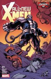 All-New X-Men (Marvel comics - 2016) -11- All-New X-Men #11