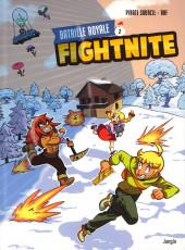 Fightnite Bataille royale -2- La tempête