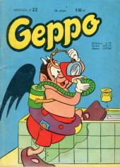 Geppo -22- Numéro 22