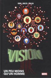 La vision -INT- Un peu moins qu'un homme