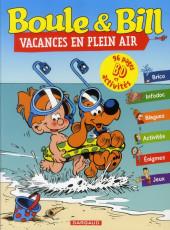 Boule et Bill -02- (Édition actuelle) -HS05- Vacances en plein air