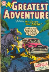 My greatest adventure Vol.1 (DC comics - 1955) -1- My Cargo Was Death!