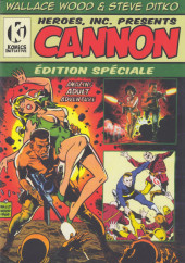 Cannon - Cannon - Heroes Inc.