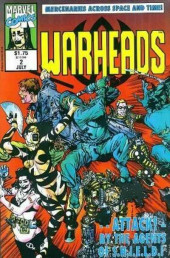 Warheads (1992) -2- Attack! By the Agents of S.H.I.E.L.D.!
