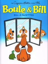 Boule et Bill -02- (Édition actuelle) -40b- Bill à facettes
