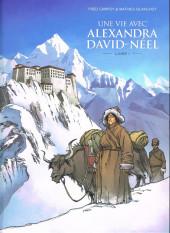 Une vie avec Alexandra David-Néel -1FL- Livre I