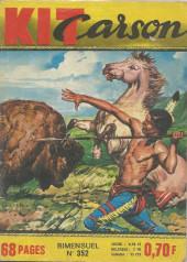 Kit Carson -352- Sacrifice sioux