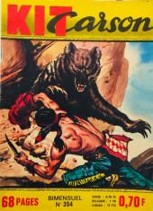 Kit Carson -354- Le piège de Fort Nevado