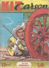 Kit Carson -189- Selon sa conscience