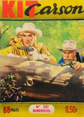 Kit Carson -287- Au nom de l'amitié...