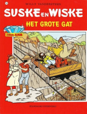 Suske en Wiske -250- Het grote gat