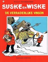 Suske en Wiske -251- De verraderlijke Vinson