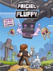 Frigiel et Fluffy -HS- La BD dont tu es le héros