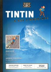 Tintin - Divers -Géo03- Tintin - C'est l'aventure - N° 3