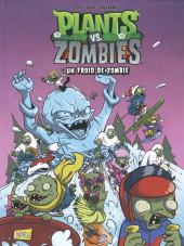 Plants vs. Zombies -13- Un froid de zombie