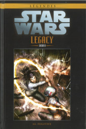 Star Wars - Légendes - La Collection (Hachette) -11197- Star Wars Legacy Saison II - III. Fugitive