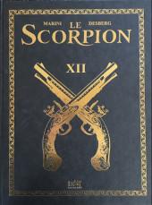 Le scorpion -12TT- Le mauvais augure