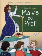 Ma vie de prof