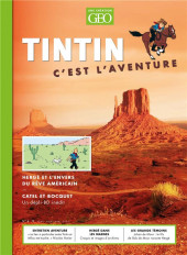 Tintin - Divers -Géo04- Tintin - C'est l'aventure - N° 4