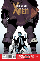 Wolverine and the X-Men Vol.2 (Marvel comics - 2014) -5- Tomorrow Never Learn, Chapter 5: Chekhov's Gun