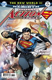 Action Comics (1938) -977- The New World Part 1