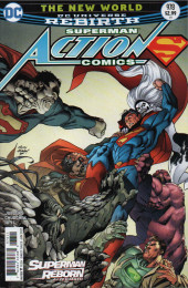 Action Comics (1938) -978- The New World Part 2