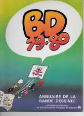 (DOC) (biographies, entretiens...) - BD 79-80. Annuaire de la bande dessinée