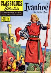 Classiques illustrés (1re Série) -9- Ivanhoé