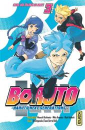 Boruto - Naruto Next Generations -Roman03- Tome 3