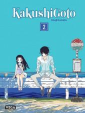 Kakushigoto -2- Tome 2