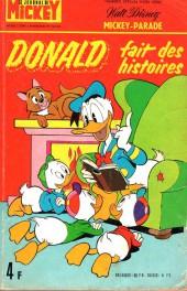 Mickey Parade (Suppl. Journal de Mickey) -32- Donald fait des histoires (1134 bis)