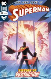 Superman (2016) -40- The Last Days - Part 1