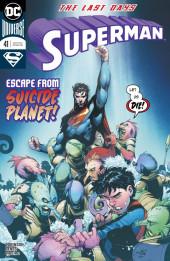 Superman (2016) -41- The Last Days - Part 2