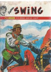 Capt'ain Swing! (2e série - Mon Journal) -36- Le fer à cheval de la Ventouse