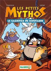 Les petits Mythos -RJ1- Le sacrifice du minotaure