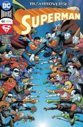 Superman (2016) -44- As A Family We Go