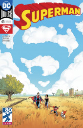 Superman (2016) -45- Thruth, Justice, Family
