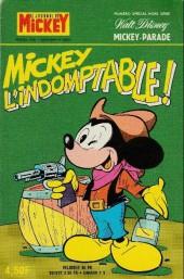 Mickey Parade (Suppl. Journal de Mickey) -46- Mickey l'indomptable ! (1260 bis)