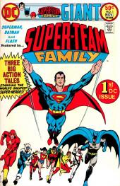 Super-Team Family (DC Comics - 1975) -1- Issue # 1