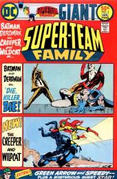 Super-Team Family (DC Comics - 1975) -2- Issue # 2