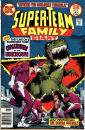 Super-Team Family (DC Comics - 1975) -8- Beyond the Bermuda Triangle!