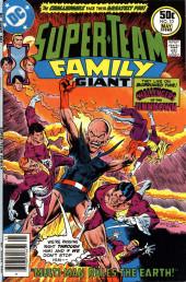 Super-Team Family (DC Comics - 1975) -10- Multi-Man Rules the Earth!