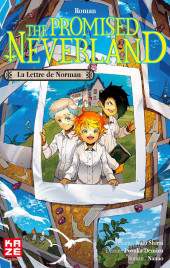 Promised Neverland (The) -Roman1- La Lettre de Norman