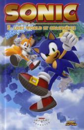 Sonic (Delcourt) -5- Lost world et compagnie
