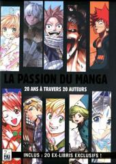 (DOC) Études et essais divers - La Passion du Manga - 20 ans à travers 20 auteurs