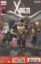 X-Men (Marvel France 4e série - 2013) -3- Morts ou vifs