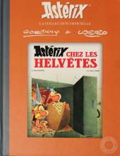 Astérix (Hachette collections - La collection officielle) -16- Astérix chez les Helvètes