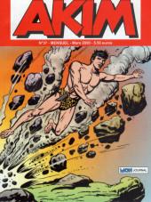 Akim (3e série) -37- La mort sur la forêt - Duel sans merci!