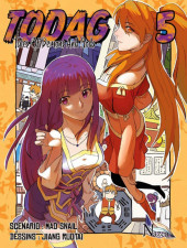 Todag - Tales Of Demons And Gods -5- Tome 5