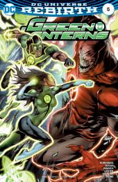 Green Lanterns (2016) -5- Rage Planet, Part Five